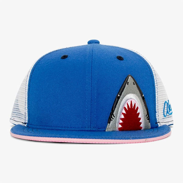 Youth Baseball Hat Shark