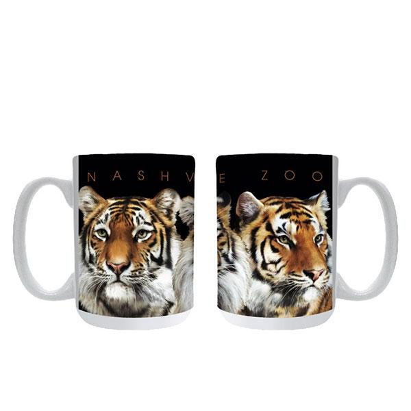 3 TIGERS MUG