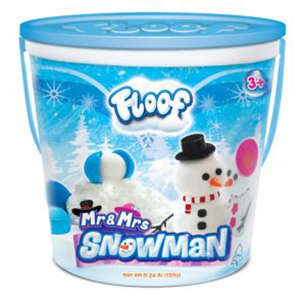 FLOOF SNOWMAN KIT
