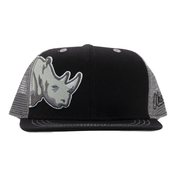 Youth Baseball Hat Rhino