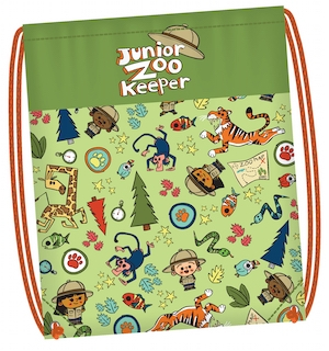 YOUTH BACKPACK JUNIOR ZOOKEEPER